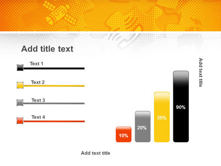 Communication Technology PowerPoint Template Slide 8
