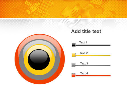 Communication Technology PowerPoint Template Slide 9
