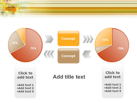 Computer Pixel Design PowerPoint Template Slide 11