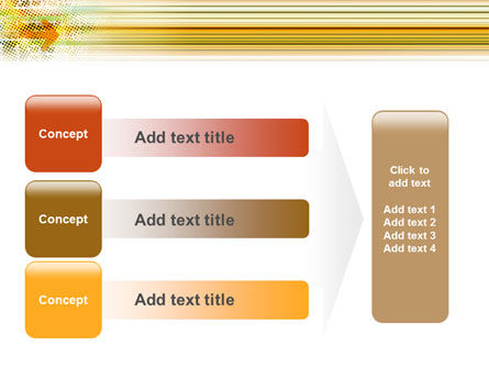 Computer Pixel Design PowerPoint Template Slide 12