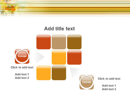 Computer Pixel Design PowerPoint Template Slide 16