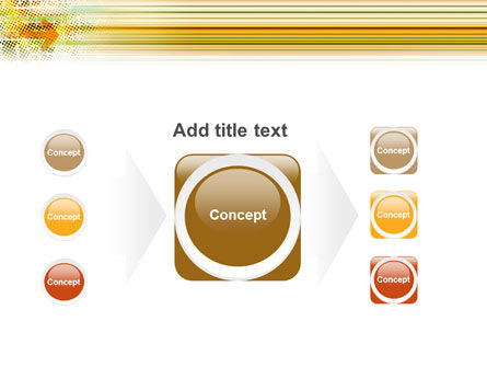 Computer Pixel Design PowerPoint Template Slide 17
