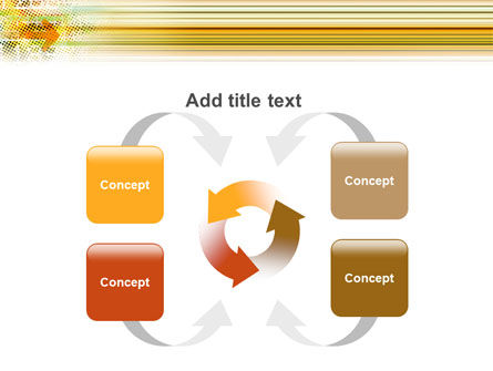 Computer Pixel Design PowerPoint Template Slide 6