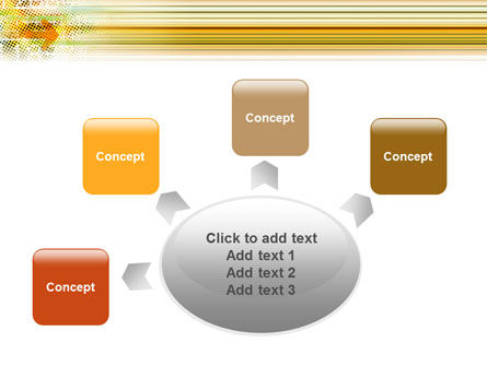 Computer Pixel Design PowerPoint Template Slide 7