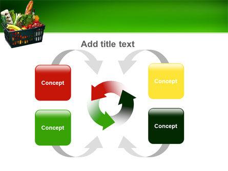Market Basket PowerPoint Template Slide 6