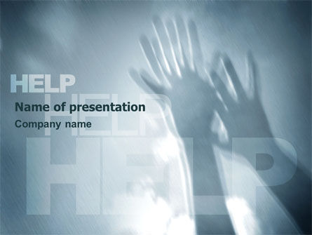 Help PowerPoint Template
