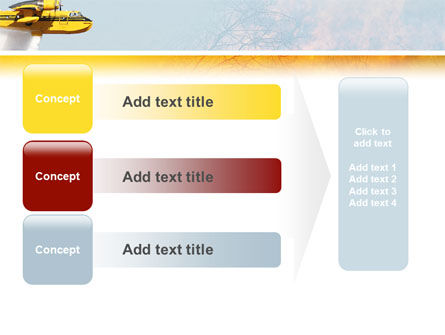 Fire In The Forest PowerPoint Template Slide 12