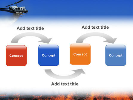 Wildfire PowerPoint Template Slide 4