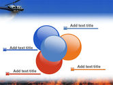 Wildfire PowerPoint Template#10