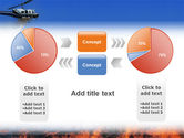 Wildfire PowerPoint Template#11
