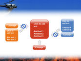 Wildfire PowerPoint Template#13