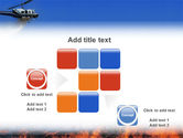 Wildfire PowerPoint Template#16