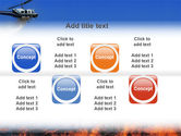 Wildfire PowerPoint Template#19