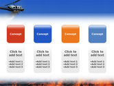 Wildfire PowerPoint Template#5