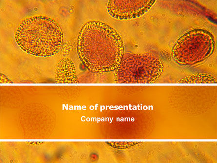 Medical: Cytology PowerPoint Template #02595
