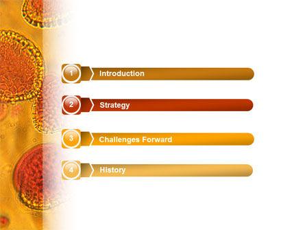 Cytology PowerPoint Template, Slide 3, 02595, Medical — PoweredTemplate.com
