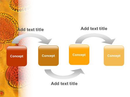 Cytology PowerPoint Template, Slide 4, 02595, Medical — PoweredTemplate.com