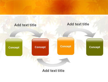 Autumn Mood PowerPoint Template, Slide 4, 02596, Nature & Environment — PoweredTemplate.com