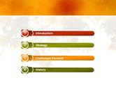 Autumn Mood PowerPoint Template#3