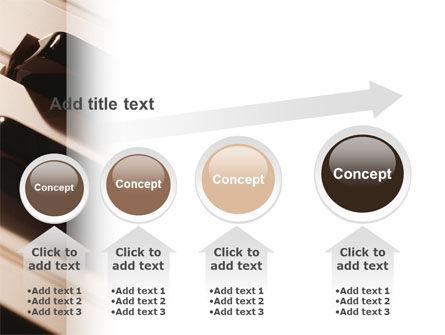 Piano Keys PowerPoint Template Slide 13