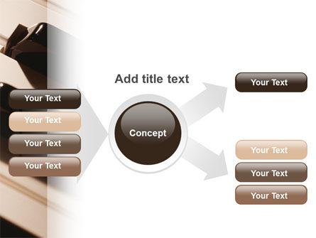 Piano Keys PowerPoint Template Slide 14