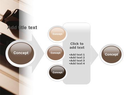 Piano Keys PowerPoint Template Slide 17