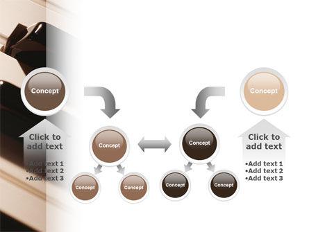 Piano Keys PowerPoint Template Slide 19