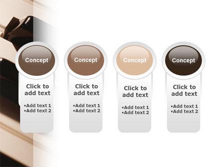 Piano Keys PowerPoint Template Slide 5