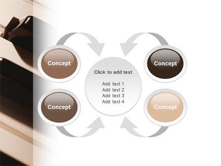 Piano Keys PowerPoint Template Slide 6