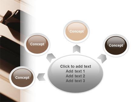 Piano Keys PowerPoint Template Slide 7