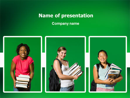 Student PowerPoint Template