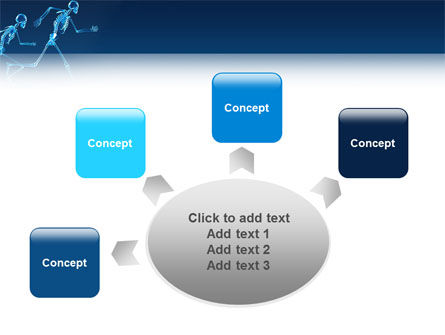 Human Skeleton PowerPoint Template Slide 7