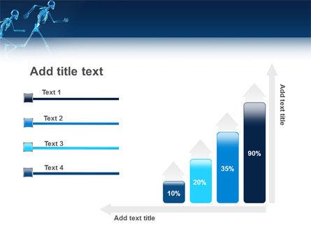 Human Skeleton PowerPoint Template Slide 8