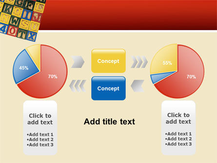 Play and Learn PowerPoint Template Slide 11