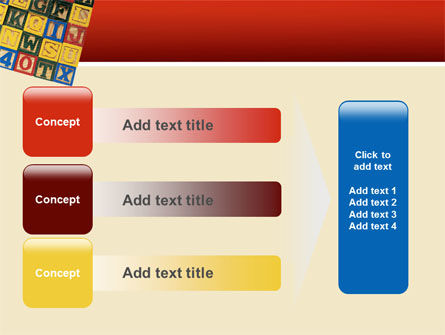 Play and Learn PowerPoint Template Slide 12
