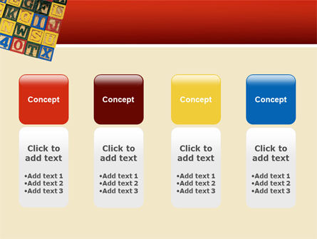 Play and Learn PowerPoint Template Slide 5