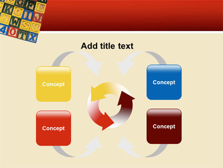 Play and Learn PowerPoint Template Slide 6