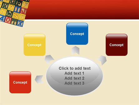 Play and Learn PowerPoint Template Slide 7