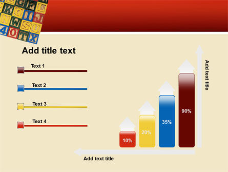 Play and Learn PowerPoint Template Slide 8