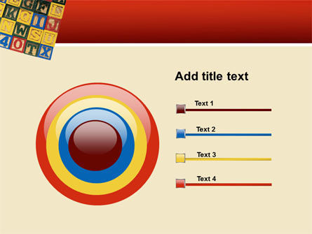 Play and Learn PowerPoint Template Slide 9
