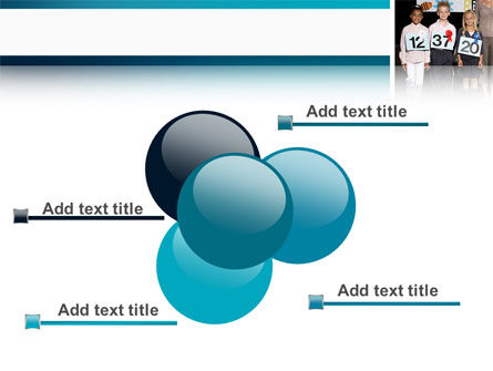 Spelling Competition PowerPoint Template Slide 10