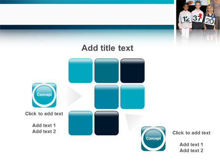 Spelling Competition PowerPoint Template Slide 16