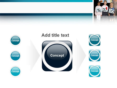 Spelling Competition PowerPoint Template Slide 17
