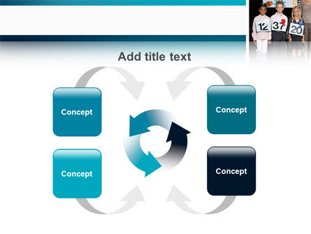 Spelling Competition PowerPoint Template Slide 6