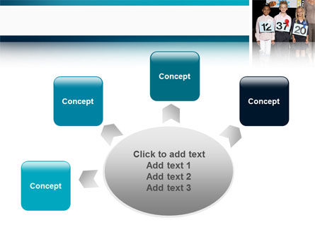Spelling Competition PowerPoint Template Slide 7