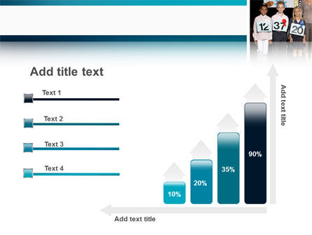 Spelling Competition PowerPoint Template Slide 8