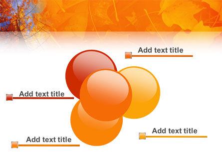 Autumn Woods PowerPoint Template Slide 10