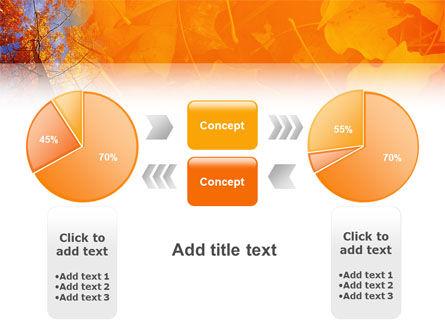 Autumn Woods PowerPoint Template Slide 11