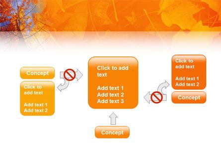 Autumn Woods PowerPoint Template Slide 13