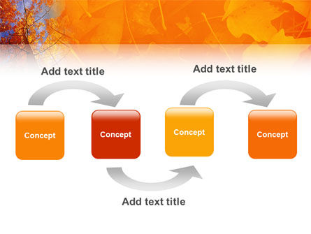 Autumn Woods PowerPoint Template Slide 4